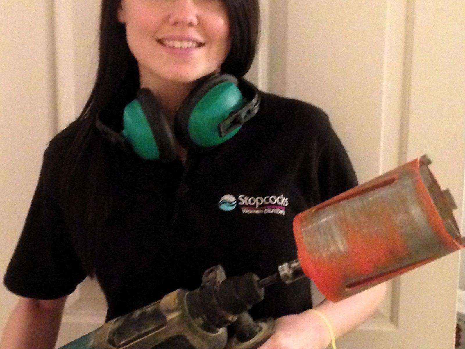 plumber women